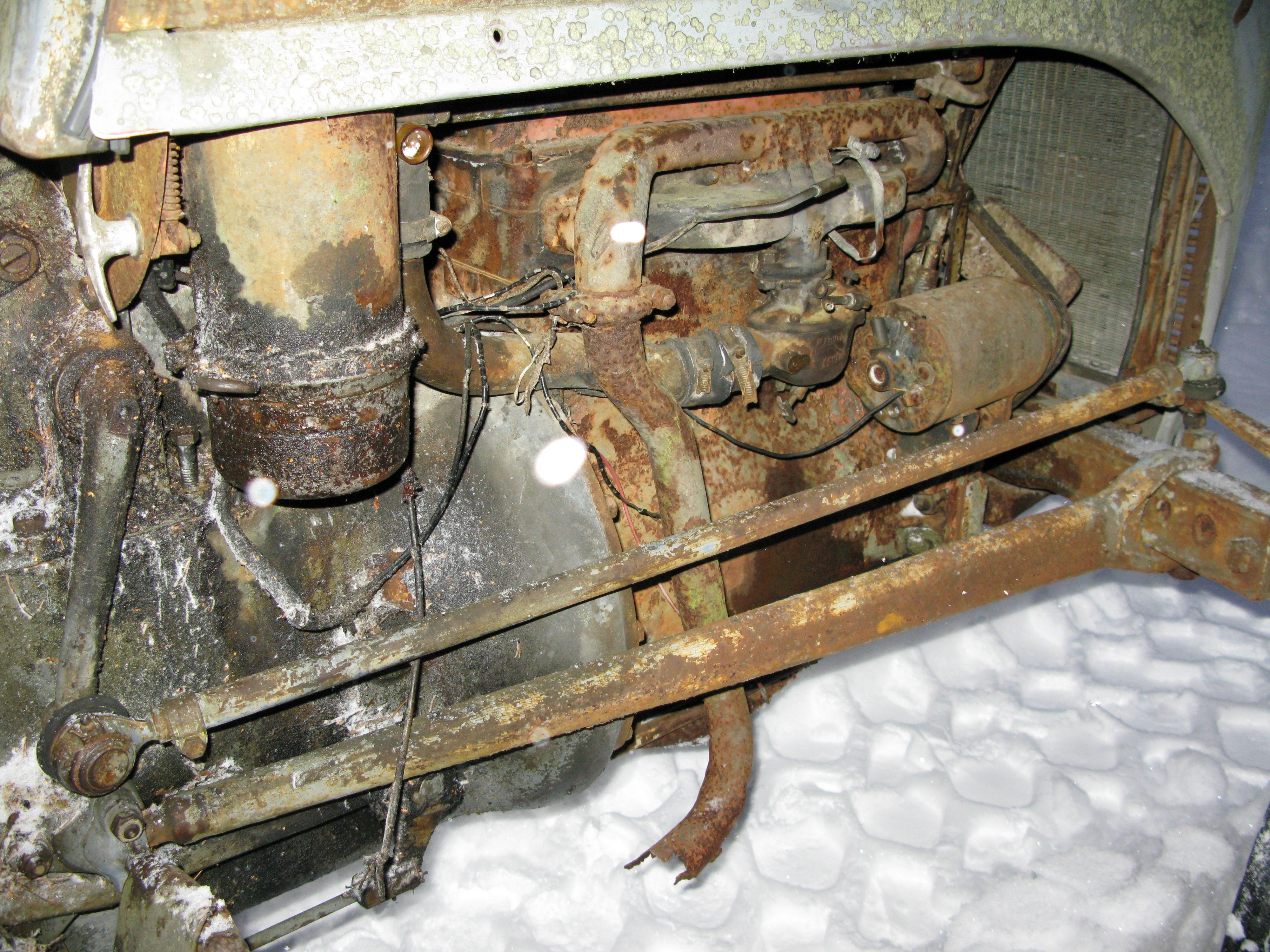 Ferguson TE-20